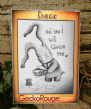 And Now I Will Choose Me by Durgie Modern Cross Stitch Art Kit